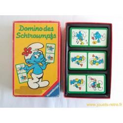 Domino des Schtroumpfs - Ravensburger 1983