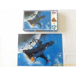 """Puzzle """"Albator"""" Orli 1980"""