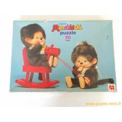 """Puzzle Kiki """"original Monchhichi"""" Jumbo"""