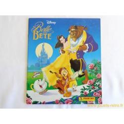 """Album Panini """"La Belle et la Bête"""" 1992"""