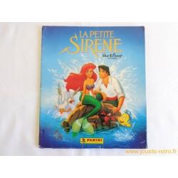 """Album Panini """"La Petite Sirène"""" 1990"""