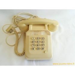 Téléphone à touches PTT vintage S63