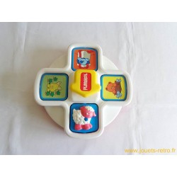 Peek'n pop Playskool 1990