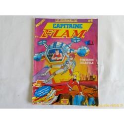 Le journal de Capitaine Flam n° 8