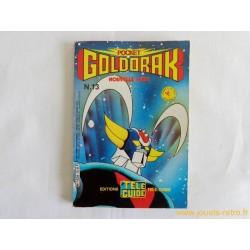 Pocket Goldorak nouvelle série N° 13 - Télé Guide 1978