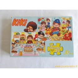 2 puzzles Kiki