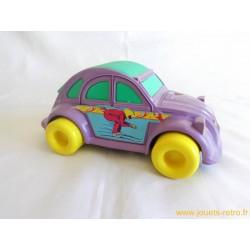 Citroën 2 CV en plastique