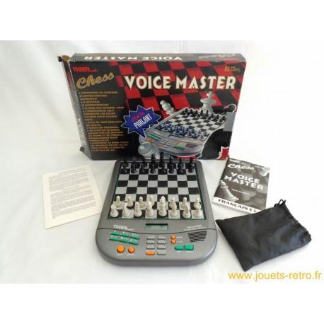 """Jeu d'échecs parlant """"Chess voice master"""" Tiger 1998"""