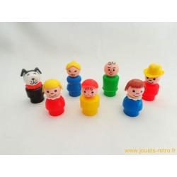 La Petite Famille Fisher Price set complet