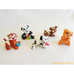 """Magic Babies"" les bébés animaux lot de 5 figurines"