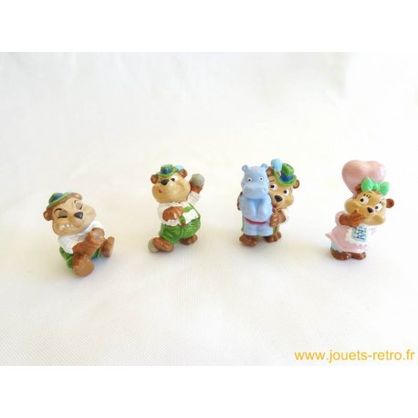 "lot figurines Kinder ""ours"""