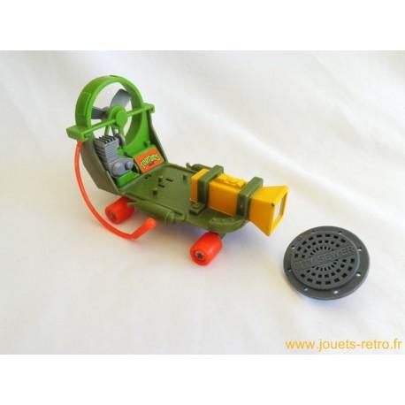 Turbo skate les tortues ninja 1988 jouets r tro jeux - Tortue ninja skateboard ...