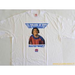 """T shirt publicitaire """"Les visiteurs 2"""" Ola Itinéris"""