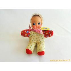 Mini poupée tissu vintage