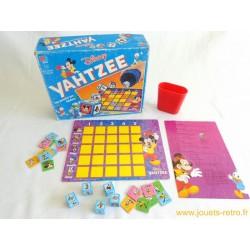 Yahtzee Disney - jeu MB 1992