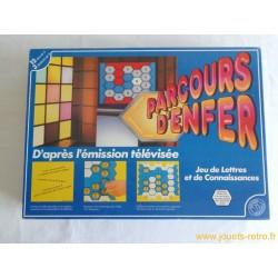 Parcours d'enfer - jeu Habourdin 1987