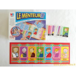 Le Menteur - Jeu MB 2003