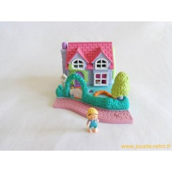 Dance studio Polly Pocket 1995