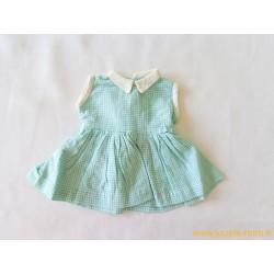 Robe de poupée ancienne