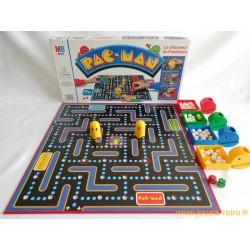 Pac-Man Le chasseur de fantômes - jeu MB 1982