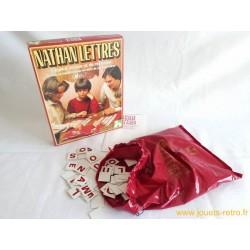 Nathan Lettres - jeu Nathan 1981