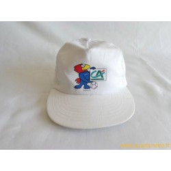 Casquette Footix CA coupe du monde France 98 football