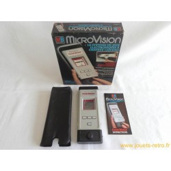"""""""Casse brique"""" jeu électronique MB MicroVision 1979"""