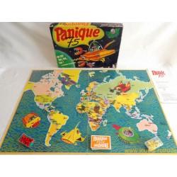 Panique 75 - jeu Dujardin