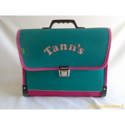 Cartable vintage Tann's