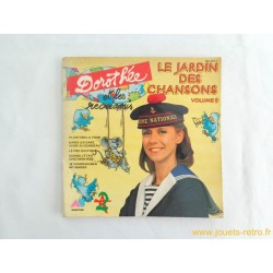 Dorothée Le jardin des chansons vol 9 - 45T Livre Disque vinyle
