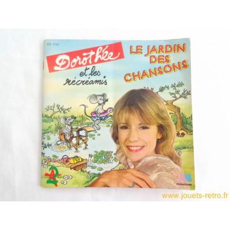 Dorothée Le jardin des chansons vol 3 - 45T Livre Disque vinyle