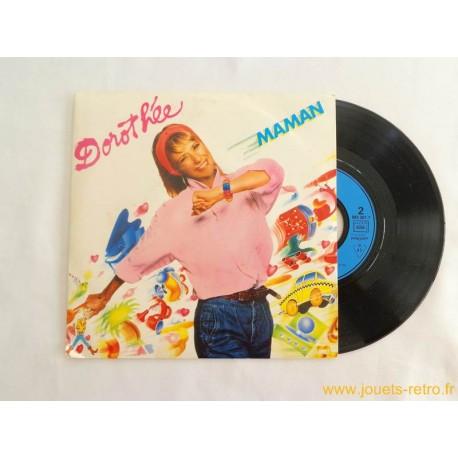Dorothée Maman - 45T disque vinyle