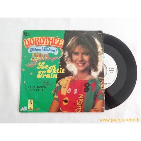 Dorothée Tchou Tchou - 45T disque vinyle