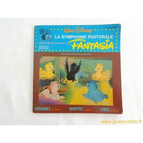 Fantasia - 45T Livre disque vinyle