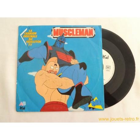 Muscleman - 45T disque vinyle