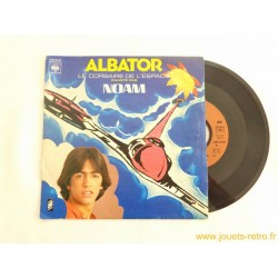 Albator - 45T disque vinyle