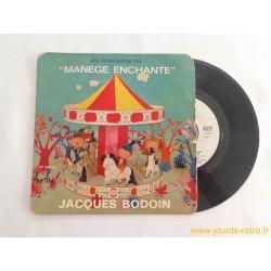 Le manège enchanté - 45T disque vinyle
