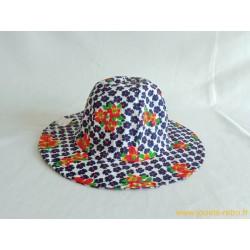 Chapeau de soleil enfant vintage