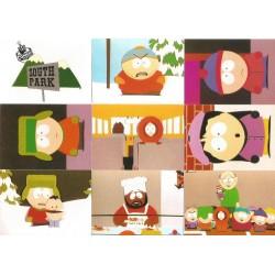 """""""South Park"""" Set Complet 70 cartes Comic Images"""