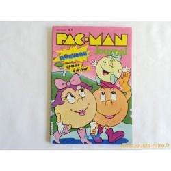 Pac-Man Journal n° 2 - Eurédif 1984