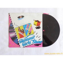 Glamour Girls Show - 45T disque vinyle
