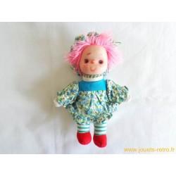 Mini poupée chiffon vintage