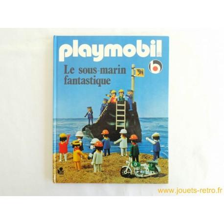 Playmobil Le sous marin fantastique