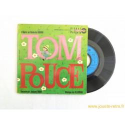 Tom Pouce - Livre disque 45T