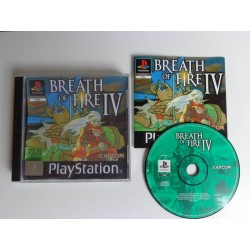 Breath of Fire IV 4 - Ps1