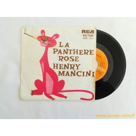 La Panthère Rose - 45T disque vinyle