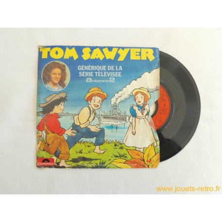 Tom Sawyer - 45T disque vinyle