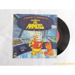 La bataille des planètes - 45T disque vinyle