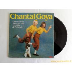 Chantal Goya Comme Tintin disque 33T