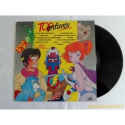 """""""Top enfants"""" disque 33T"""